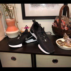 Black & White Nikes